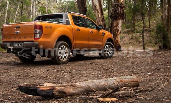 Buy Used Ford Ranger Brown Car in Dili in Dili