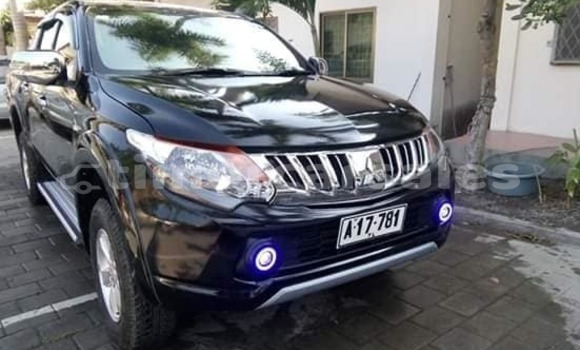 Buy Used Mitsubishi Triton Black Car in Dili in Dili