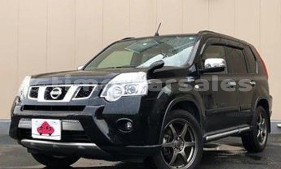 Buy Used Nissan Xtrail Black Car in Dili in Dili