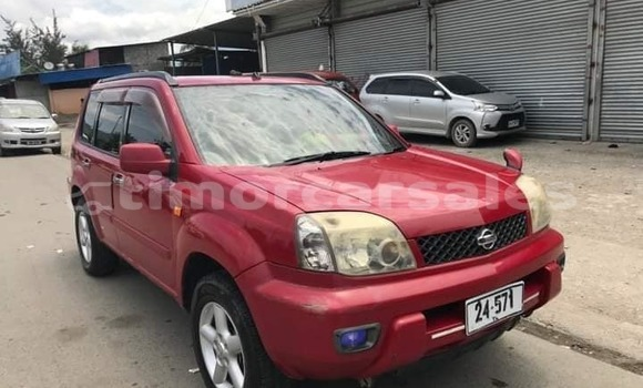 Buy Used Nissan X–trail Red Car in Dili in Dili