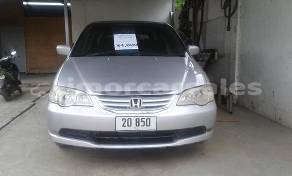 Buy Used Honda Odyssey Silver Car in Dili in Dili