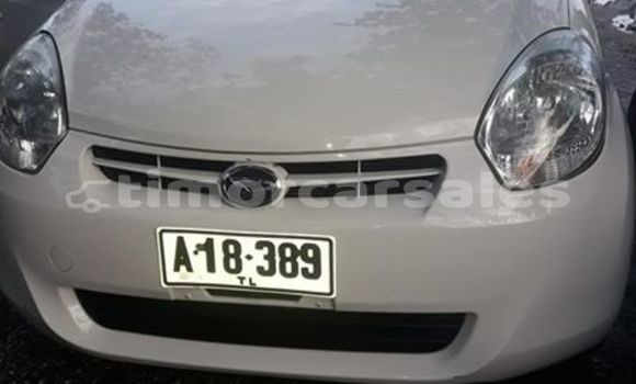 Buy Used Daihatsu Boon White Car in Dili in Dili