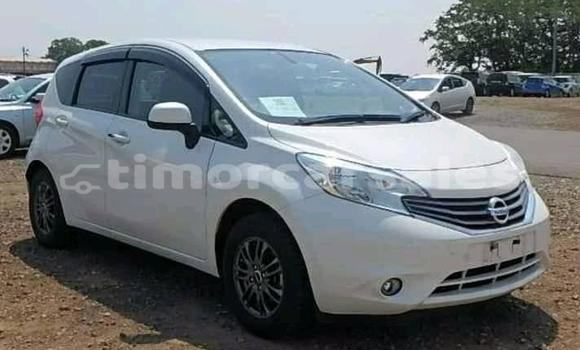 Buy Used Nissan Note White Car in Dili in Dili