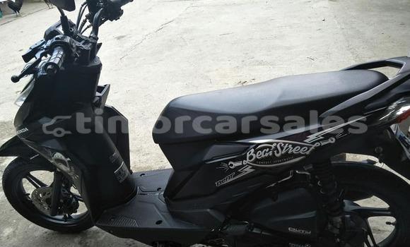 Buy Used Honda Beat Black Bike in Dili in Dili