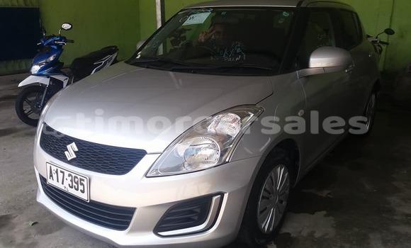 Buy Used Suzuki Swift Silver Car in Dili in Dili