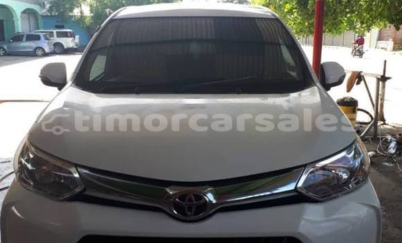 Buy Used Toyota Avanza White Car in Dili in Dili