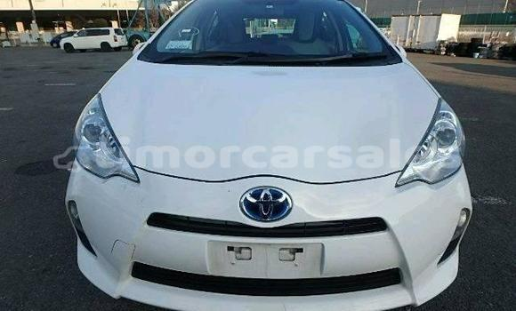 Buy Used Toyota Aqua White Car in Dili in Dili