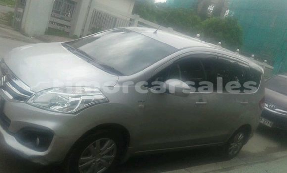 Buy Used Suzuki Ertiga Silver Car in Dili in Dili