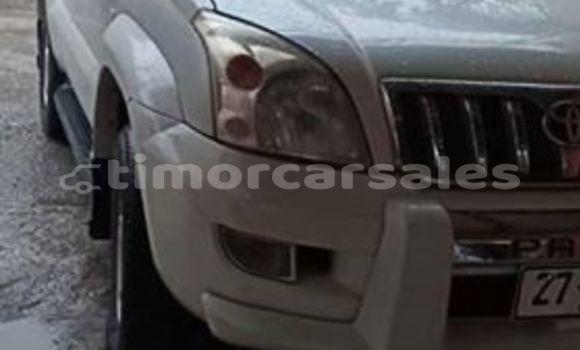 Buy Used Toyota Land Cruiser Prado White Car in Dili in Dili