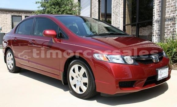 Buy Used Honda FIT Red Car in Dili in Dili
