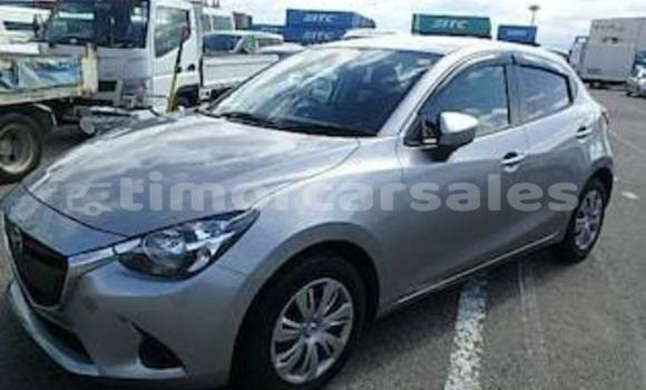 Buy Used Mazda Demio Silver Car in Dili in Dili