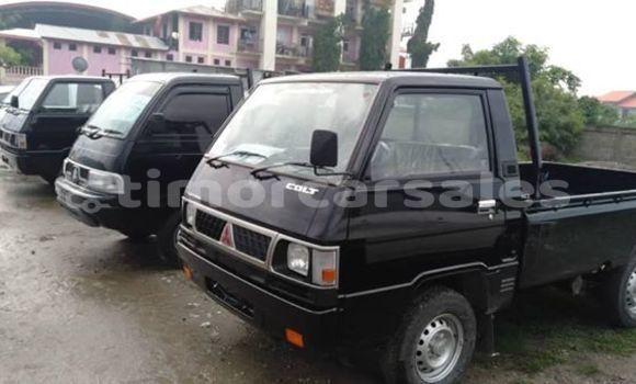 Buy Used Mitsubishi L300 Black Car in Dili in Dili