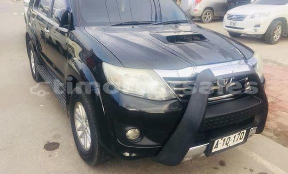 Buy Used Toyota Fortuner Black Car in Dili in Dili