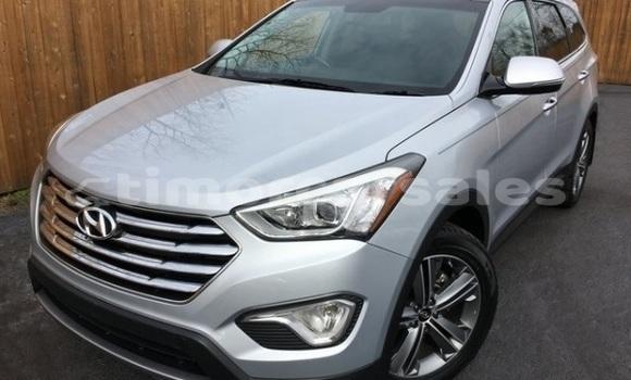 Buy Used Hyundai Santa Fe Silver Car in Dili in Dili