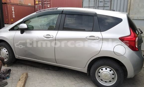 Buy Used Nissan Note Silver Car in Dili in Dili