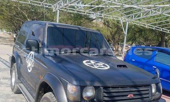 Buy Used Mitsubishi Pajero Black Car in Dili in Dili
