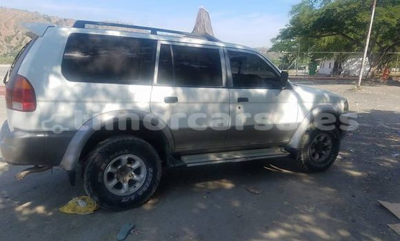 Buy Used Mitsubishi Challenger Beige Car in Dili in Dili