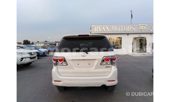 Buy Import Toyota Fortuner White Car in Import - Dubai in Aileu