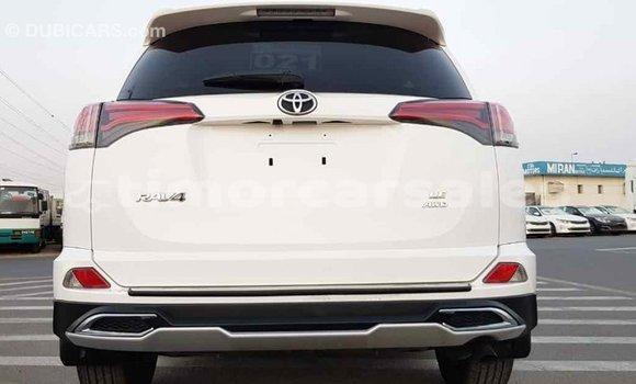 Buy Import Toyota RAV4 White Car in Import - Dubai in Aileu