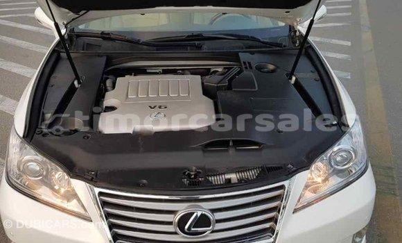 Buy Import Lexus ES White Car in Import - Dubai in Aileu