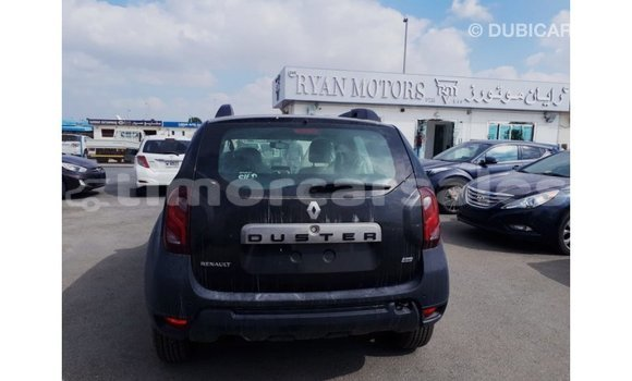 Buy Import Renault Duster Black Car in Import - Dubai in Aileu
