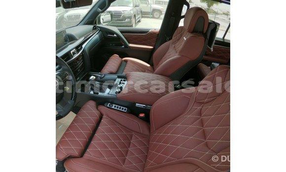 Buy Import Lexus LX White Car in Import - Dubai in Aileu