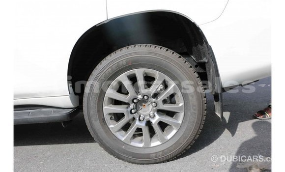 Buy Import Toyota Prado White Car in Import - Dubai in Aileu