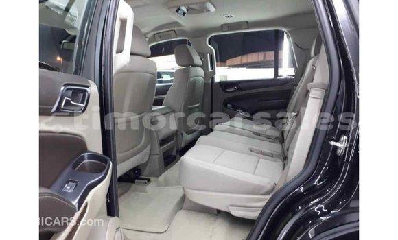 Buy Import Chevrolet Tahoe Black Car in Import - Dubai in Aileu