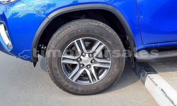 Buy Import Toyota Fortuner Blue Car in Import - Dubai in Aileu
