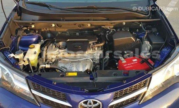 Buy Import Toyota RAV4 Blue Car in Import - Dubai in Aileu