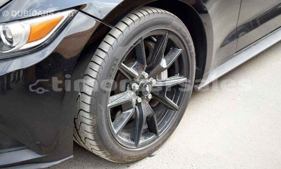 Buy Import Ford Mustang Black Car in Import - Dubai in Aileu
