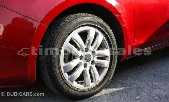 Buy Import JAC J3 (Tongyue,Tojoy) Red Car in Import - Dubai in Aileu