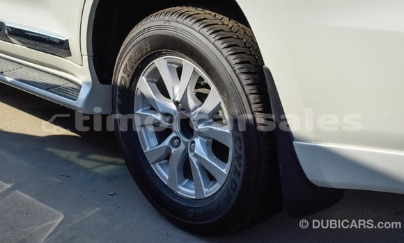 Buy Import Toyota Land Cruiser White Car in Import - Dubai in Aileu