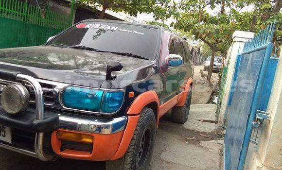 Buy Used Nissan Terrano Black Car in Dili in Dili