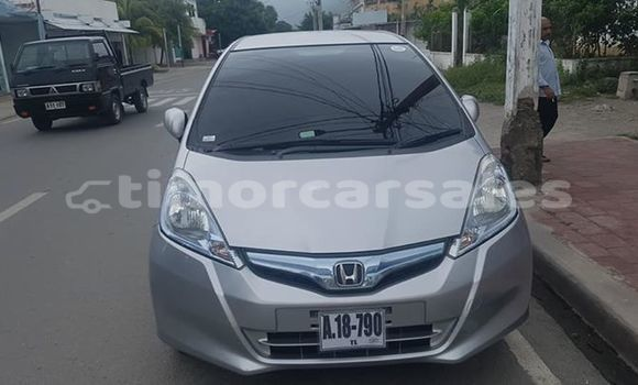 Buy Used Honda Fit Silver Car in Dili in Dili