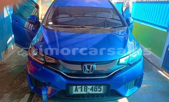 Buy Used Honda Fit Blue Car in Dili in Dili