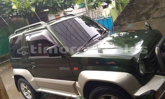 Buy Used Mitsubishi Pajero Mini Green Car in Dili in Dili