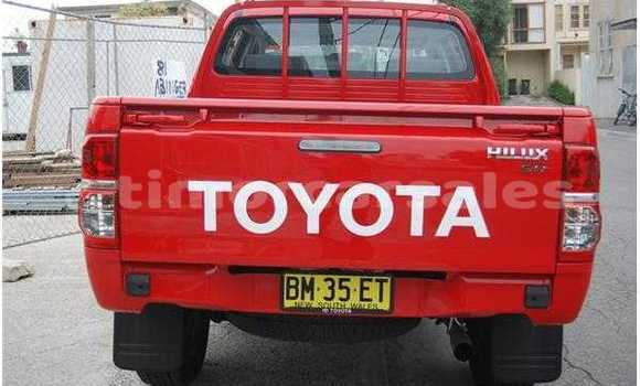Buy Used Toyota Hilux Other Car in Auba in Bobonaro