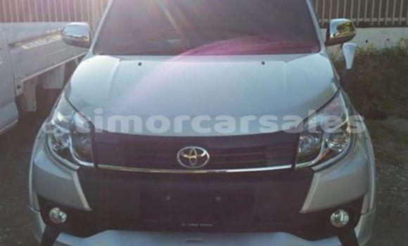 Buy Used Toyota Rush Silver Car in Dili in Dili