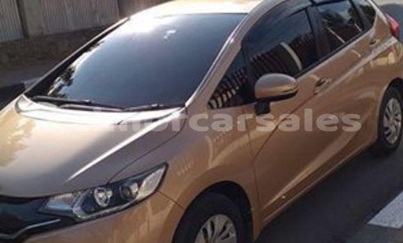 Buy Used Honda Fit Brown Car in Dili in Dili