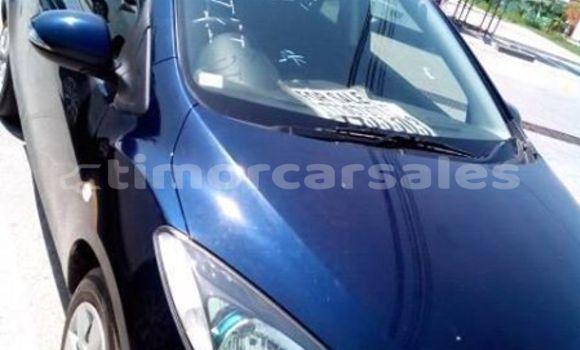 Buy Used Mazda Demio Blue Car in Dili in Dili
