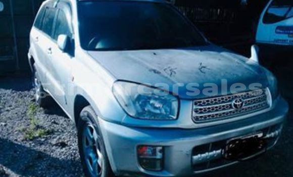 Buy Used Toyota RAV4 Silver Car in Dili in Dili