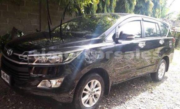 Buy Used Toyota Innova Black Car in Dili in Dili